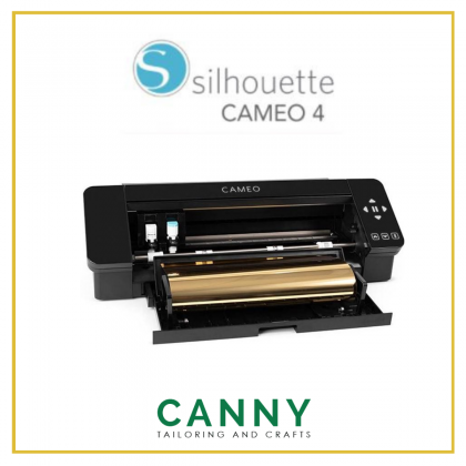 """Silhouette Cameo 4 - 12"""" Cutting Machine -Blush Pink, Black and White Available"""