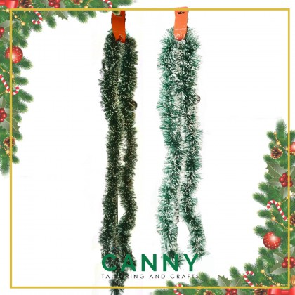 CHRISTMAS TINSEL 2 METER FOR DECORATION/ CHRISTMAS DECORATION