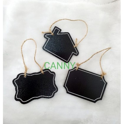Wooden Clip , Stand or Hanger  with Board